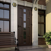 UPVC Entry doors