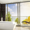UPVC Tilt & slide windows
