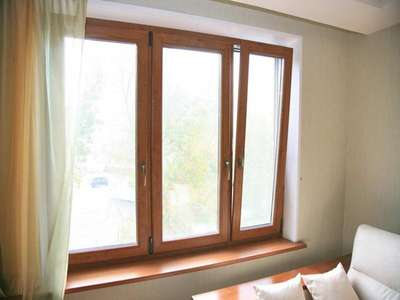 2 UPVC Tilt & turn windows