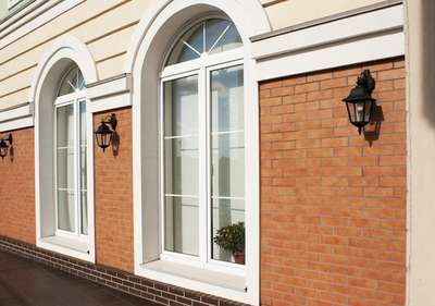 11 UPVC Tilt & turn windows