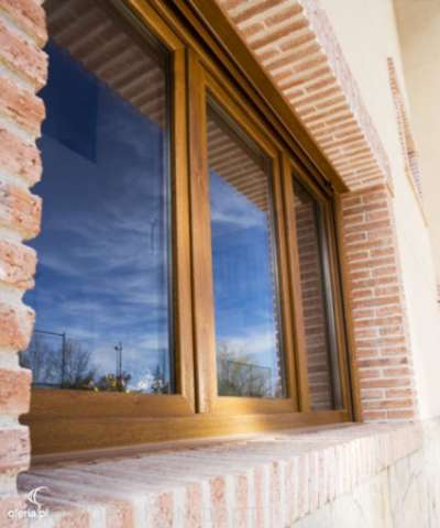 9 UPVC Tilt & turn windows