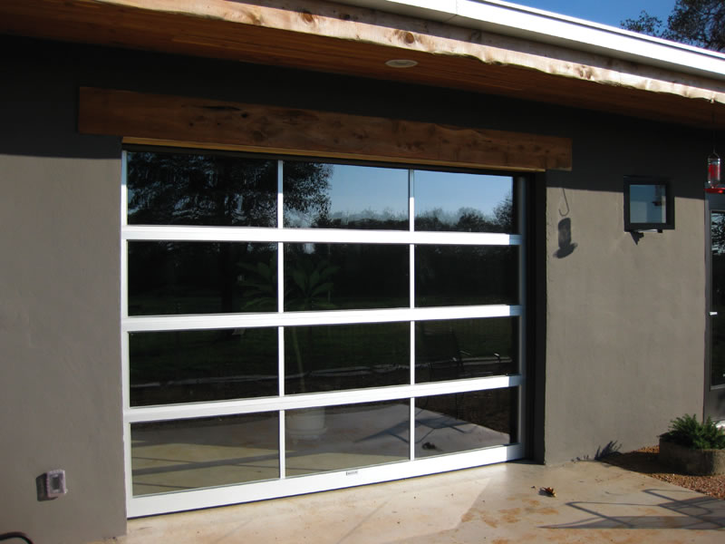 Buy Aluminum Panoramic Garage Doors