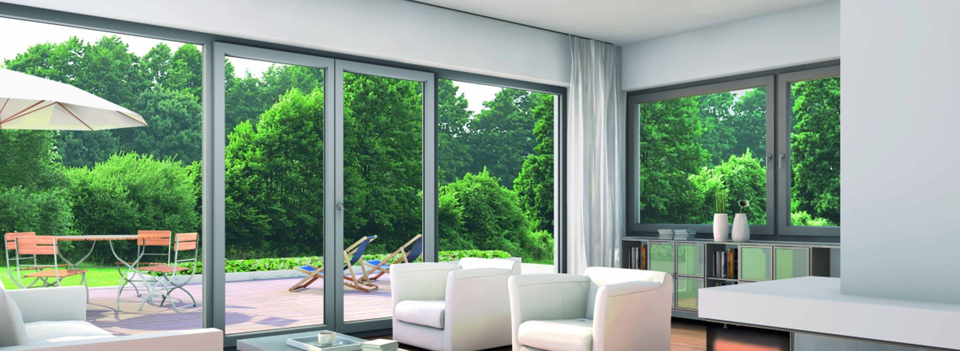 PVC and Aluminum Windows & Doors