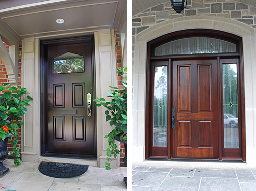3 most popular doors for home