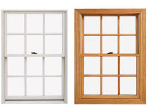 Upvc or wooden windows