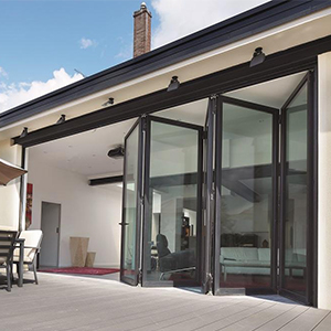 Aluminum Accordion windows & doors